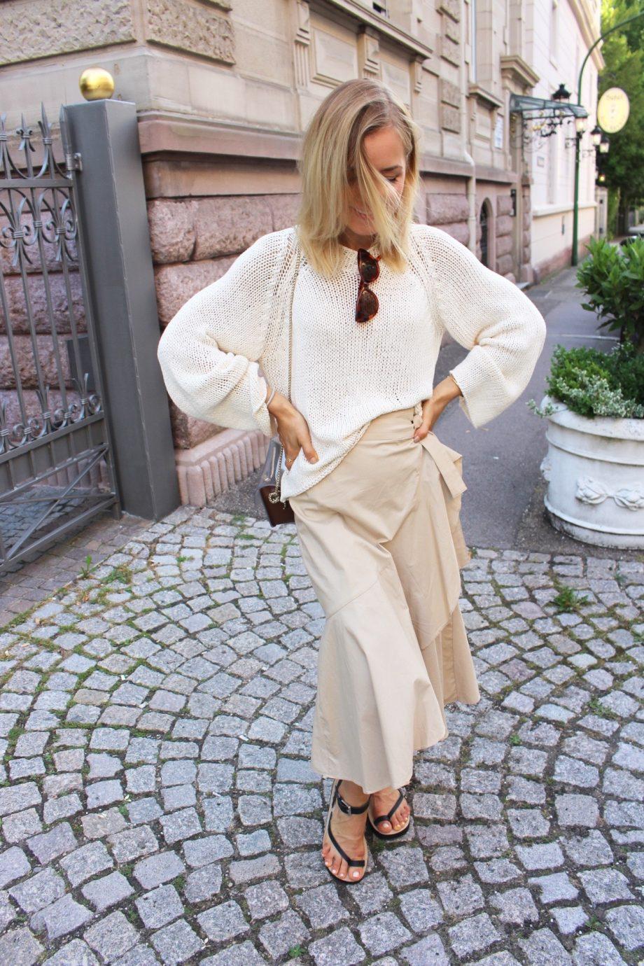 Wraparound Skirt |21.07.2017