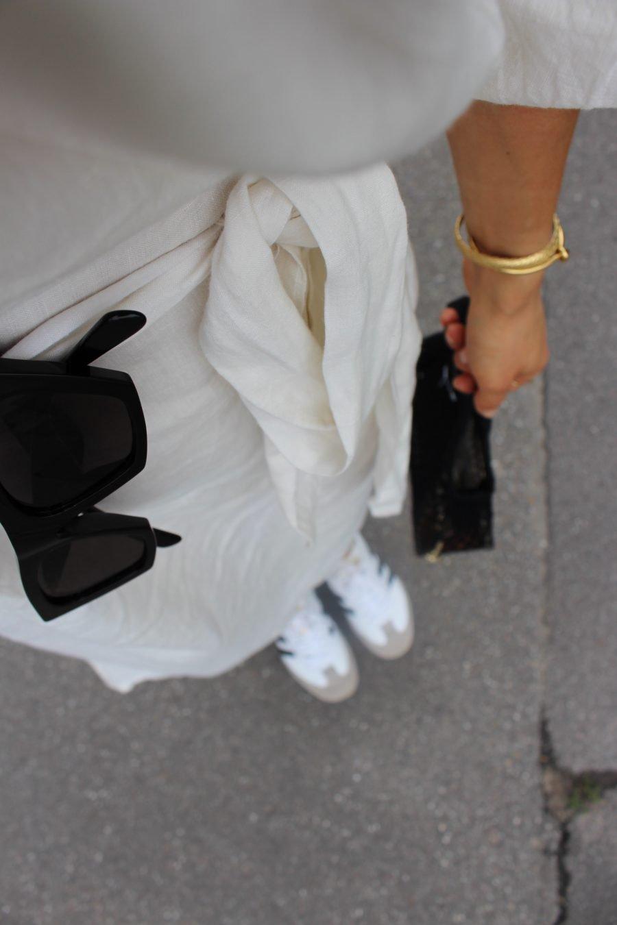 linen dress zara