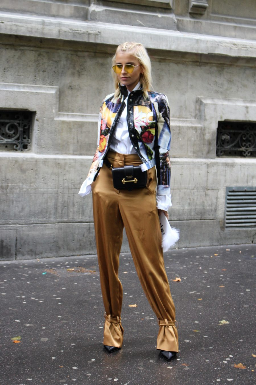 Street Style Haute Couture Paris Day 1