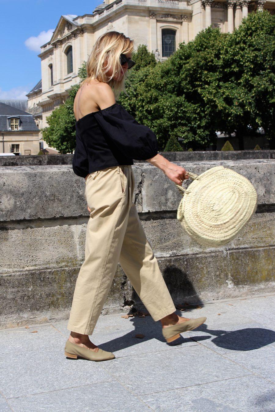 camel pants zara