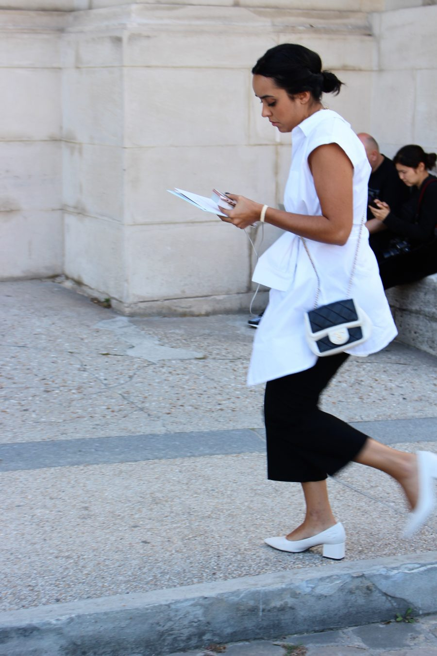Street Style Haute Couture Paris Day 2
