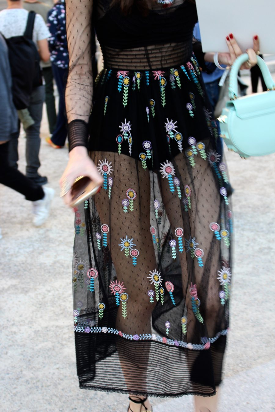 Street Style Haute Couture Paris Day 2 Giambattista valli