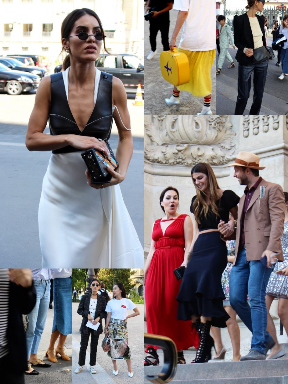 Street Style Haute Couture Paris Day 2 |07.07.2017