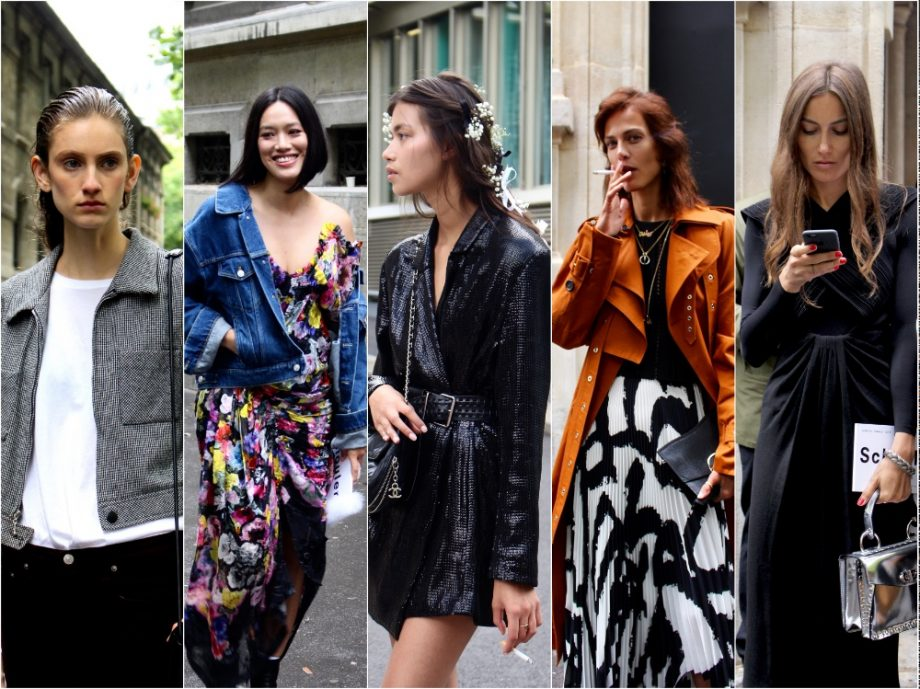 Street Style Haute Couture Paris Day 1 |05.07.2017
