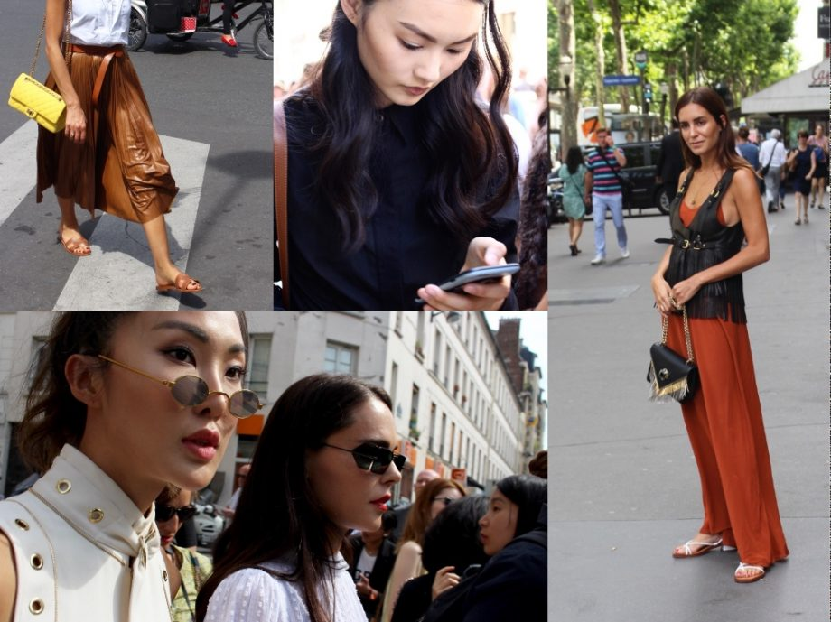 Street Style Haute Couture Paris Day 4  | 12.07.2017