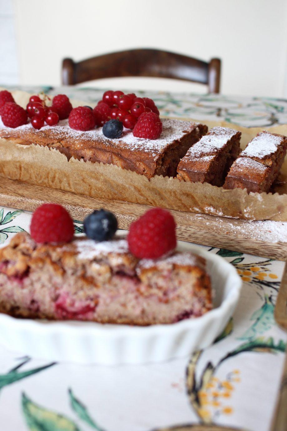 Easy Raspberry Cake |11.08.2017