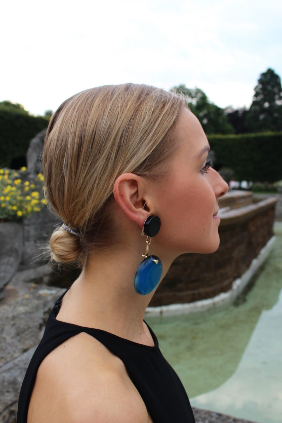 vintage marni earrings