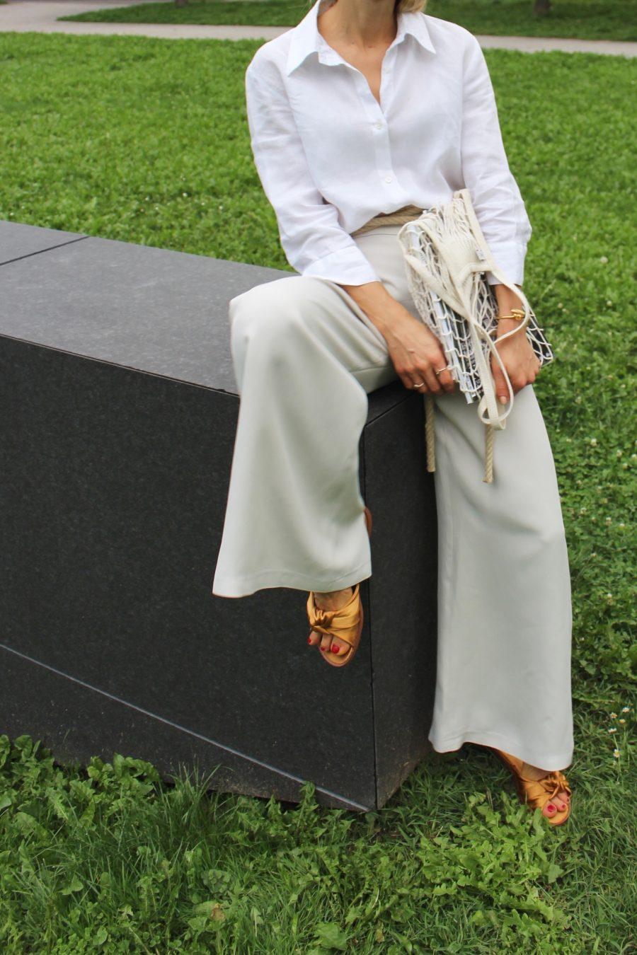 zara sandals gold