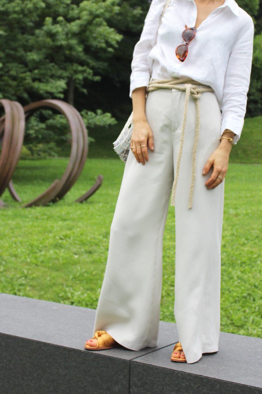 linen shirt zara
