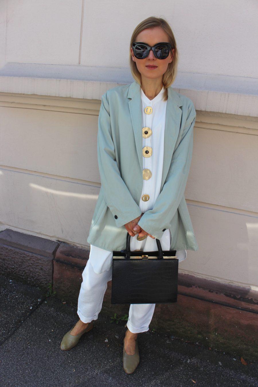 mango committed jacket blazer