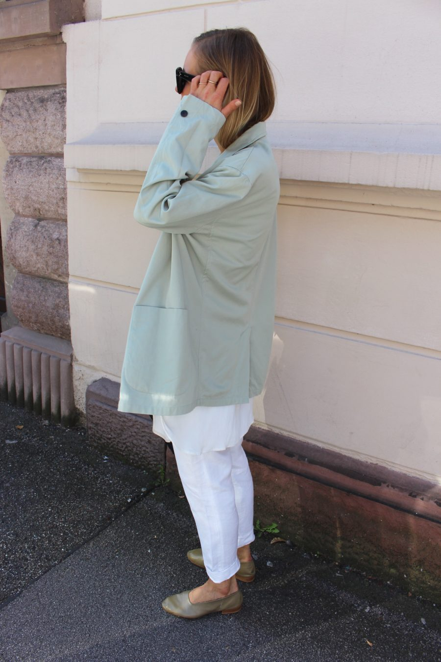 white linen trousers massimo dutti