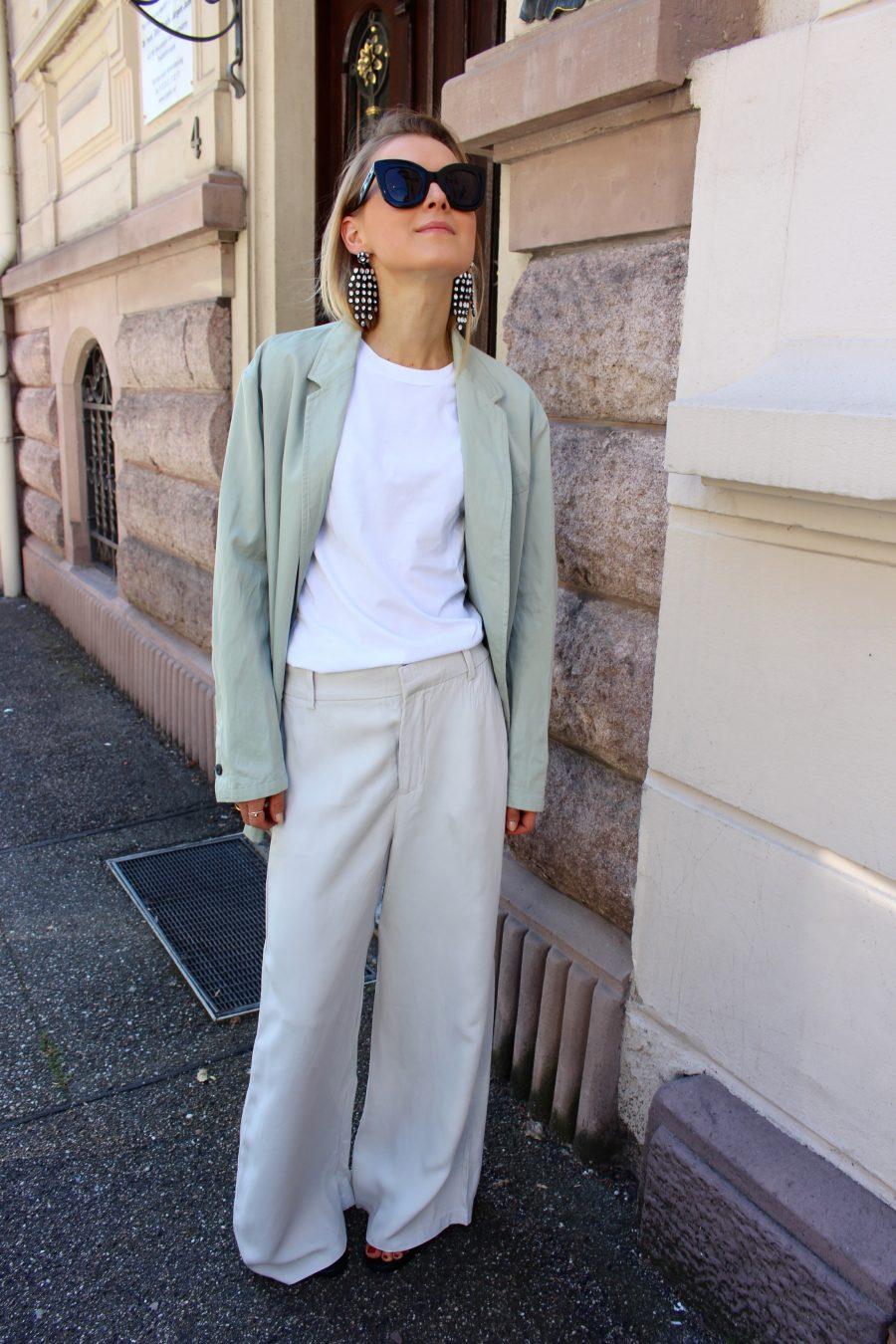 oversize look summer blogger