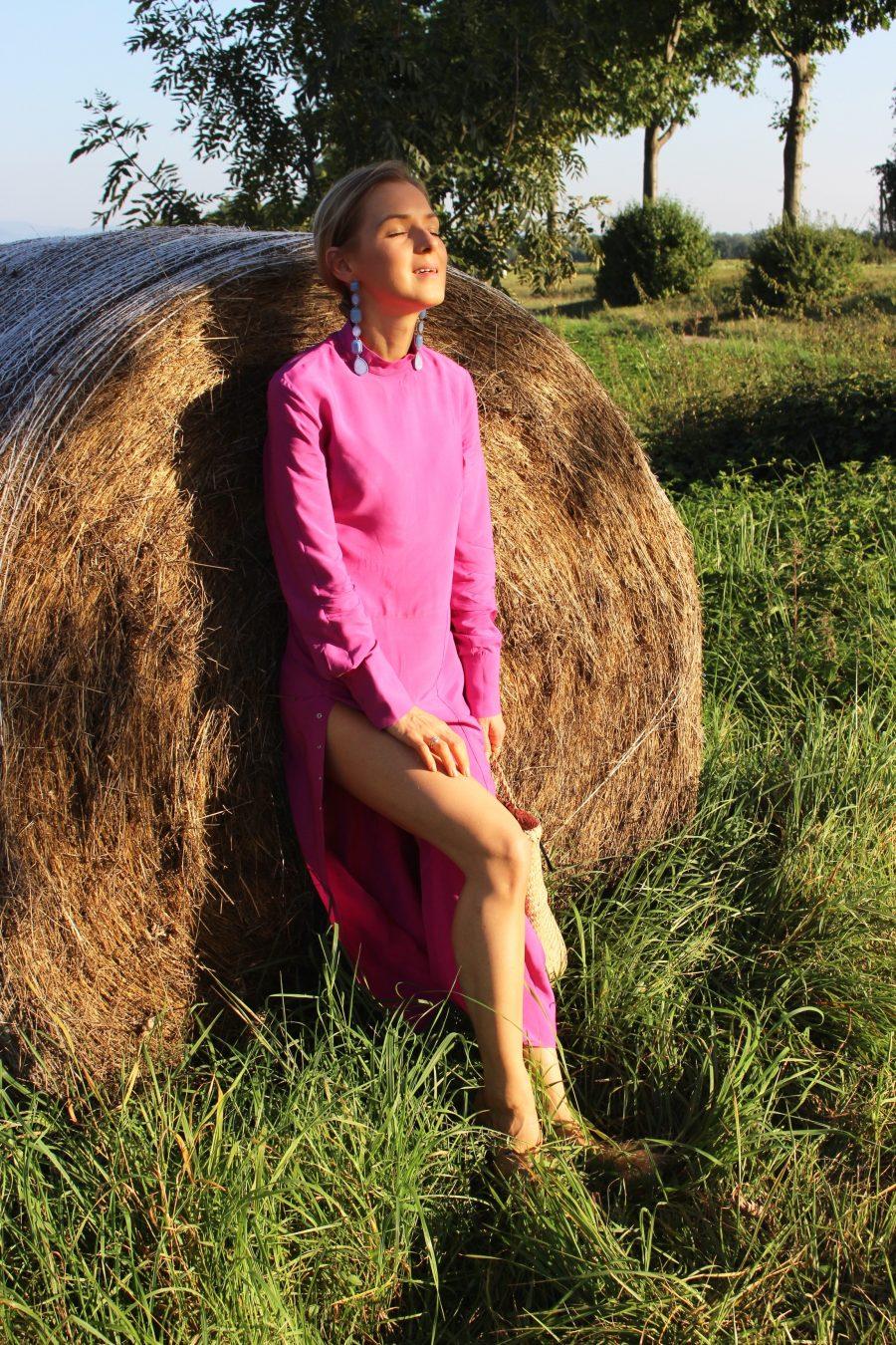 Pink H&M Trend dress