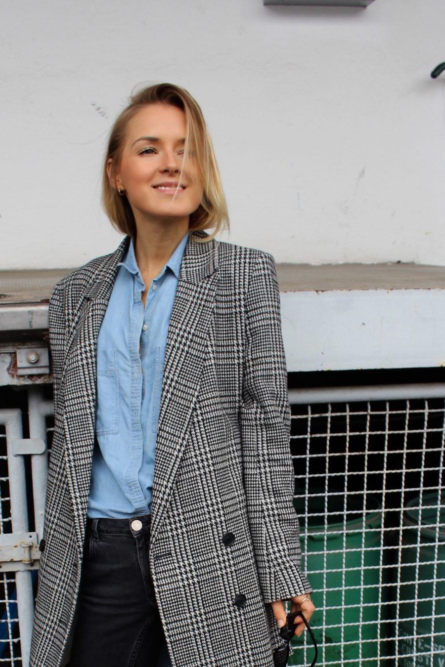 Power suit H&M trend