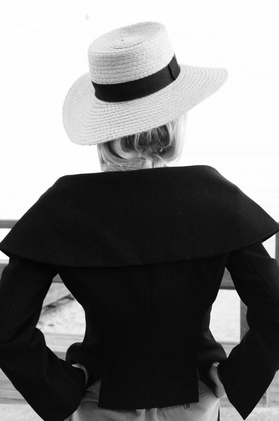 jacquemus blazer black