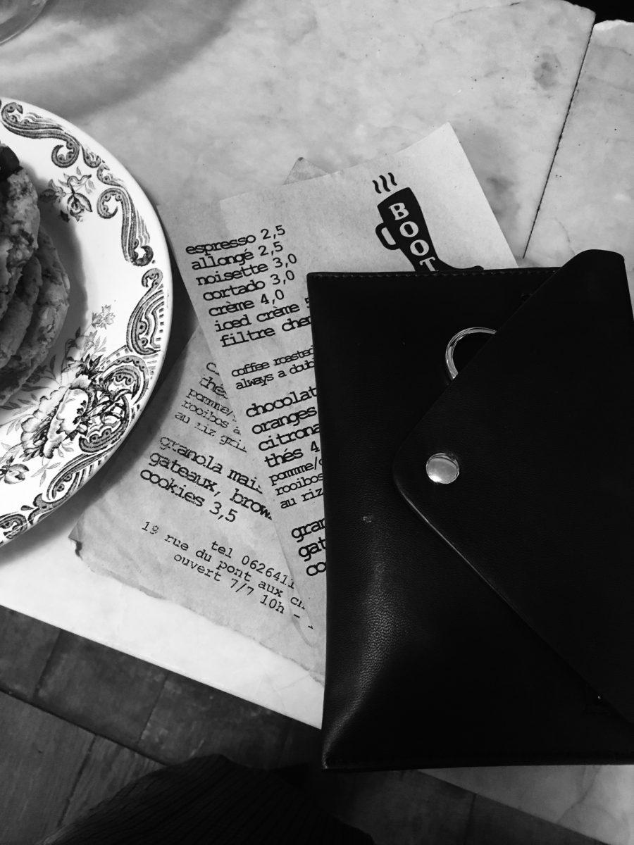 Boot Café Paris