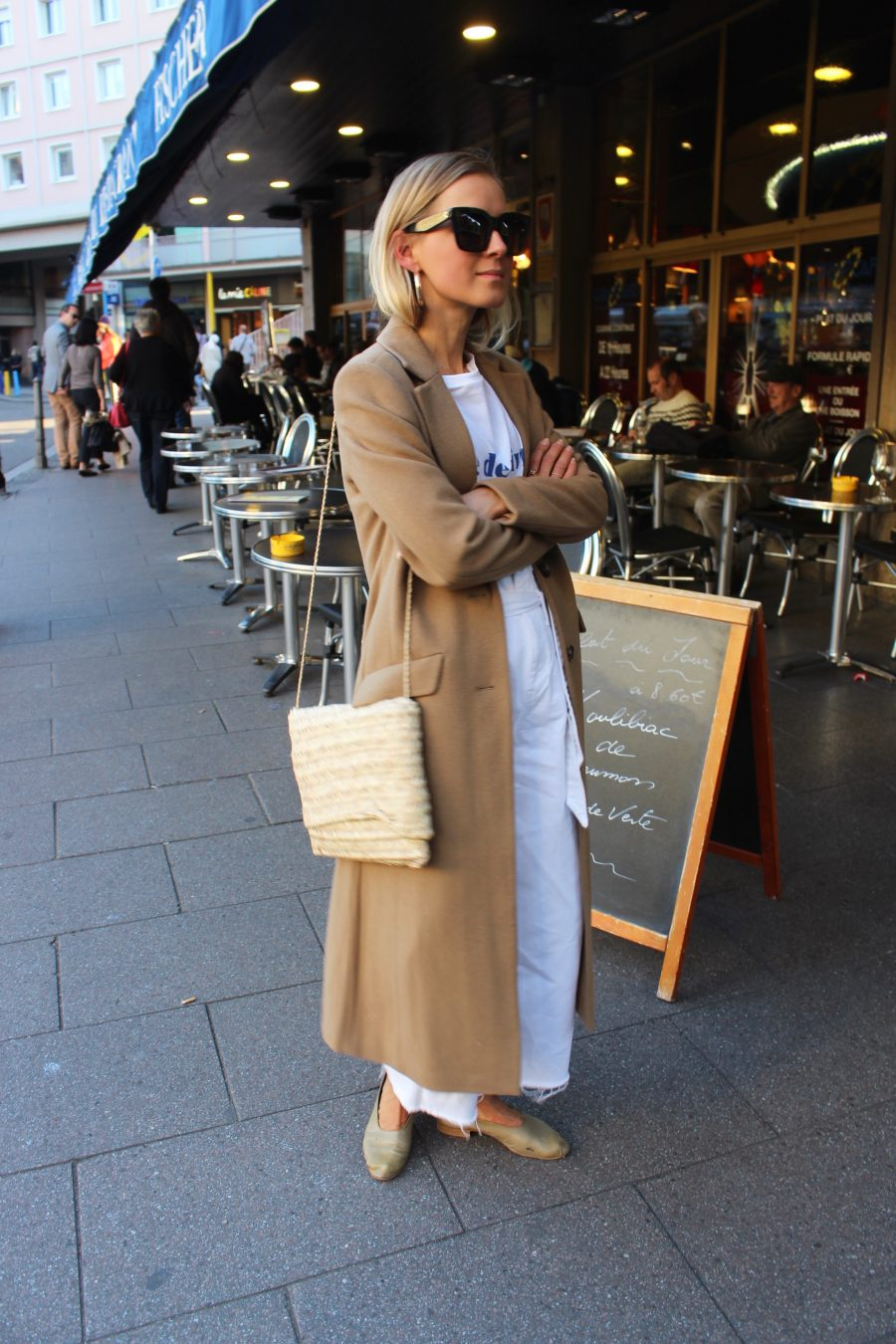 fall coat 2017 fashion blogger beige caramel