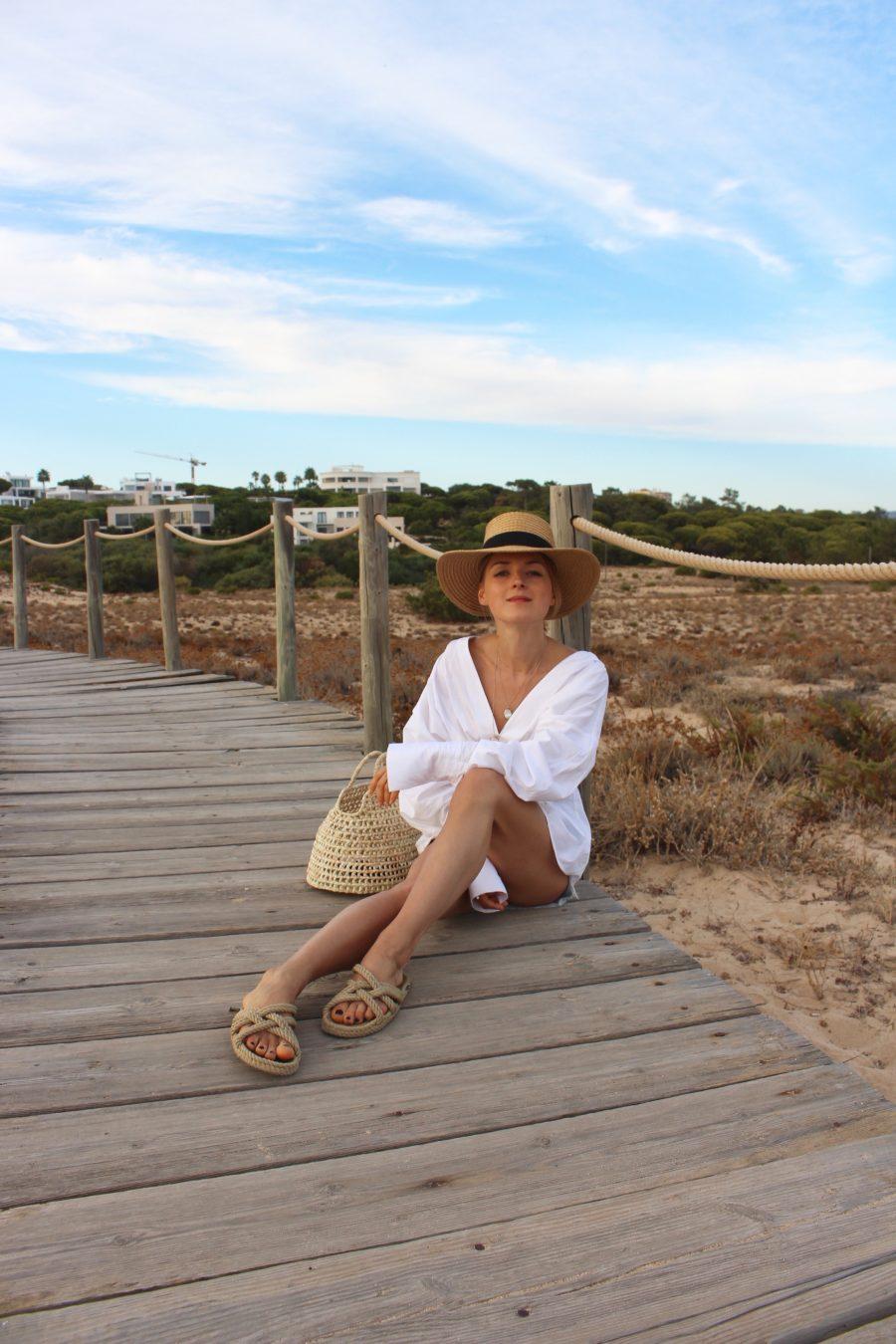 Beach Day in Algarve