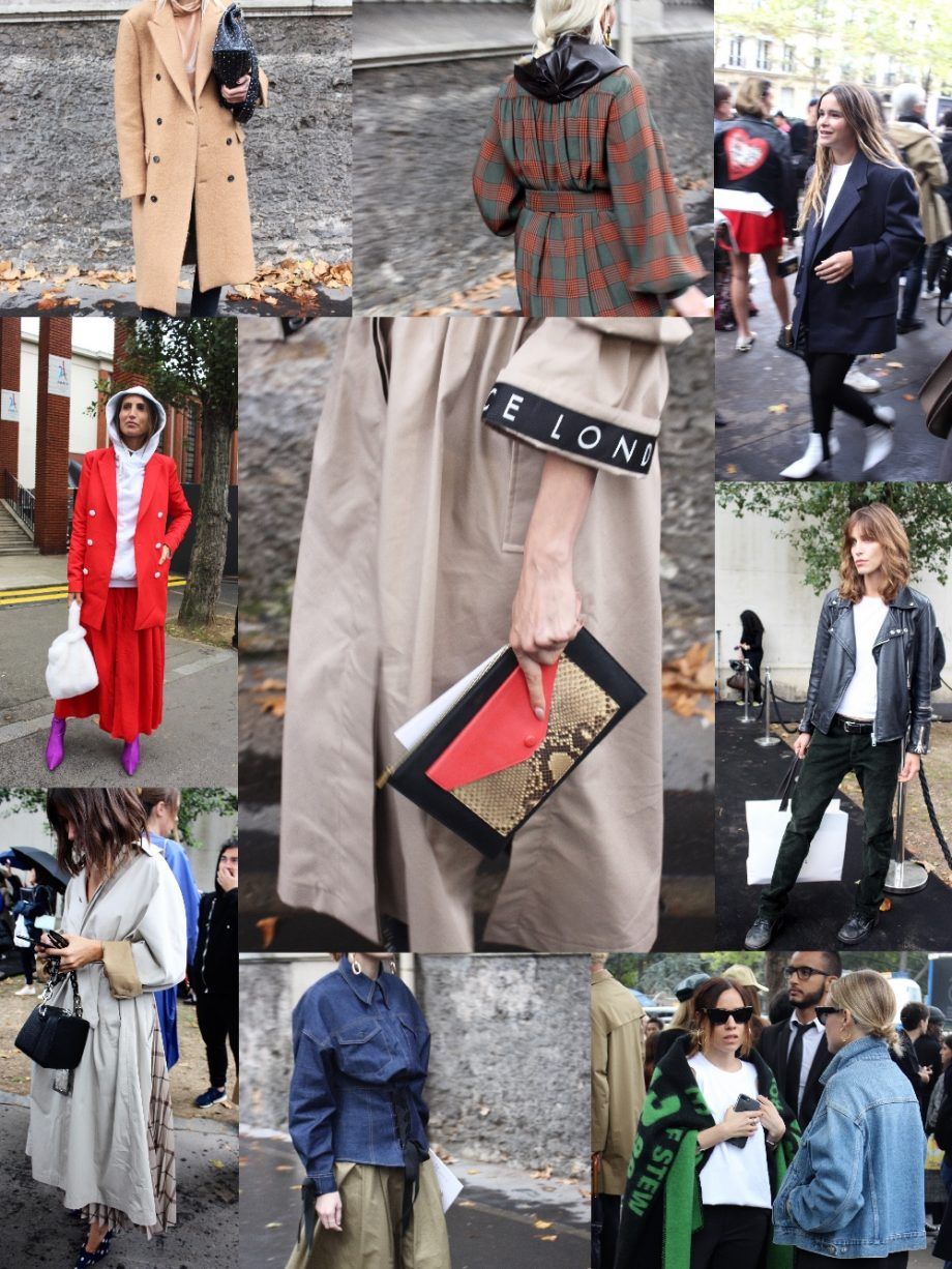 Street Style from Paris Fashion Week SS18, Day 6  |05.10.2017
