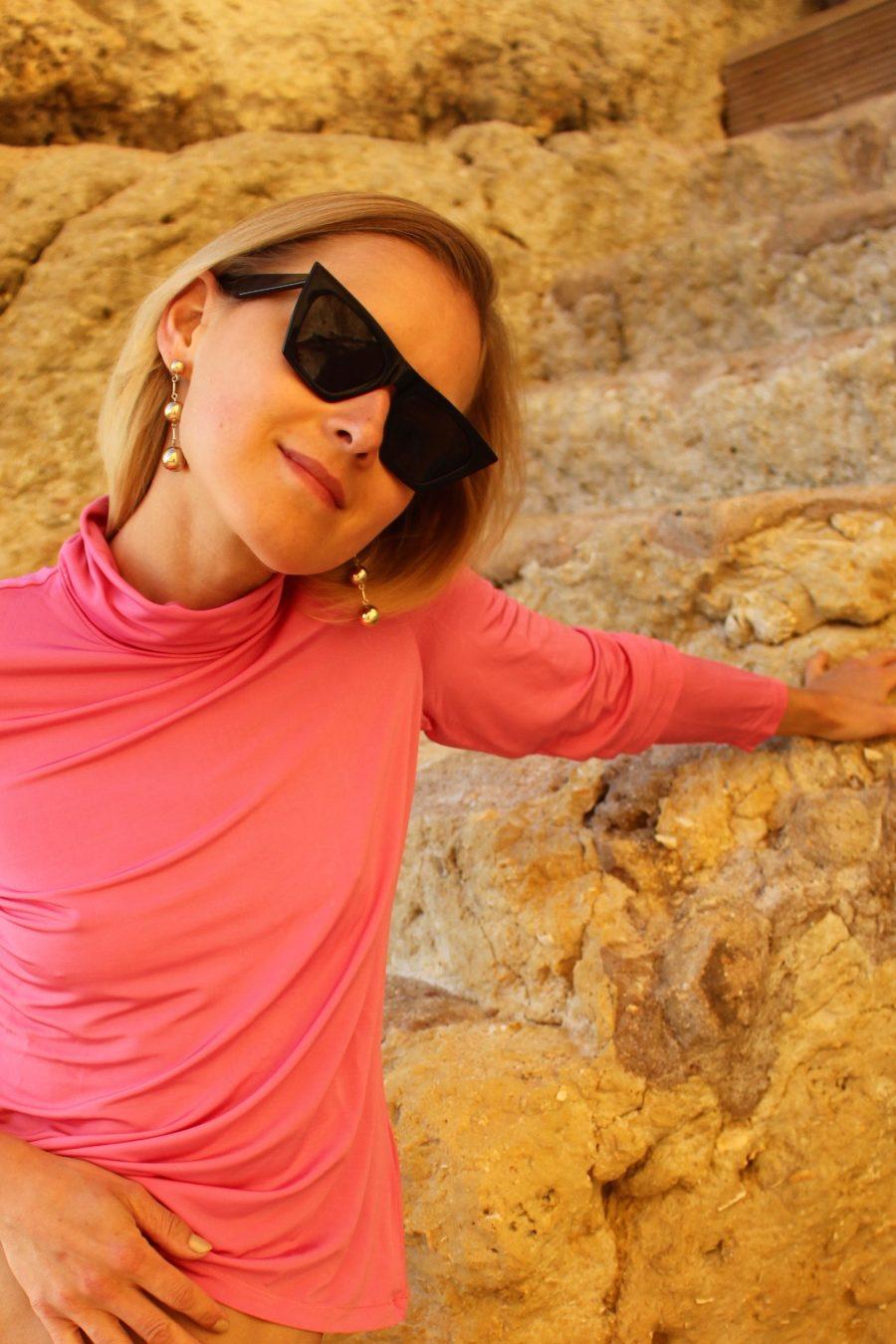 Pink shirt Céline