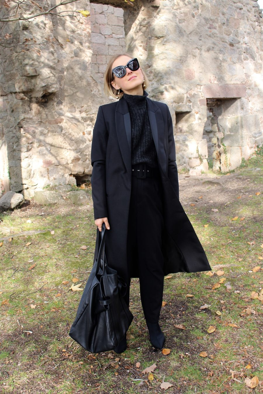 Black Coat other stories