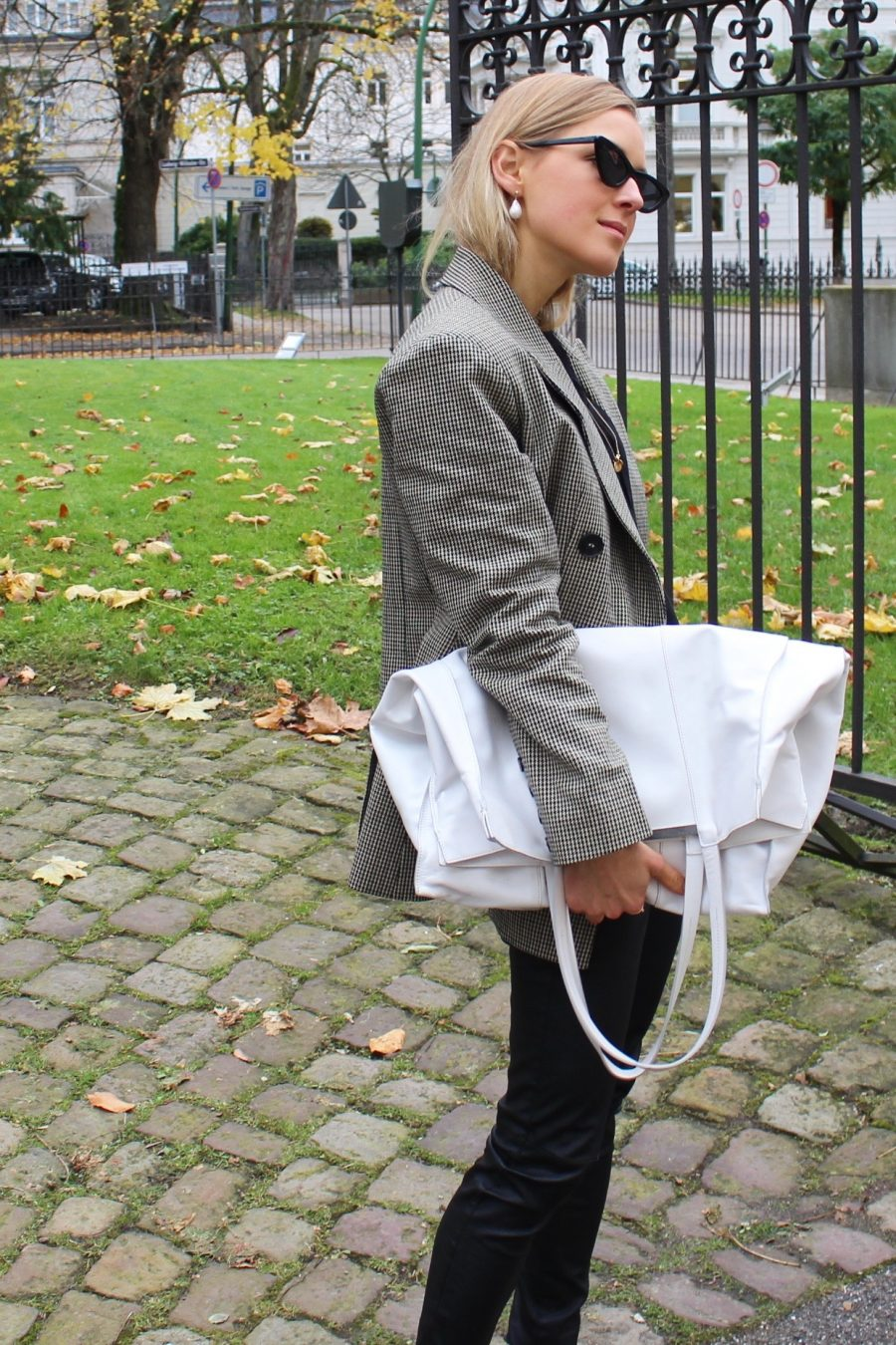 Céline bag white