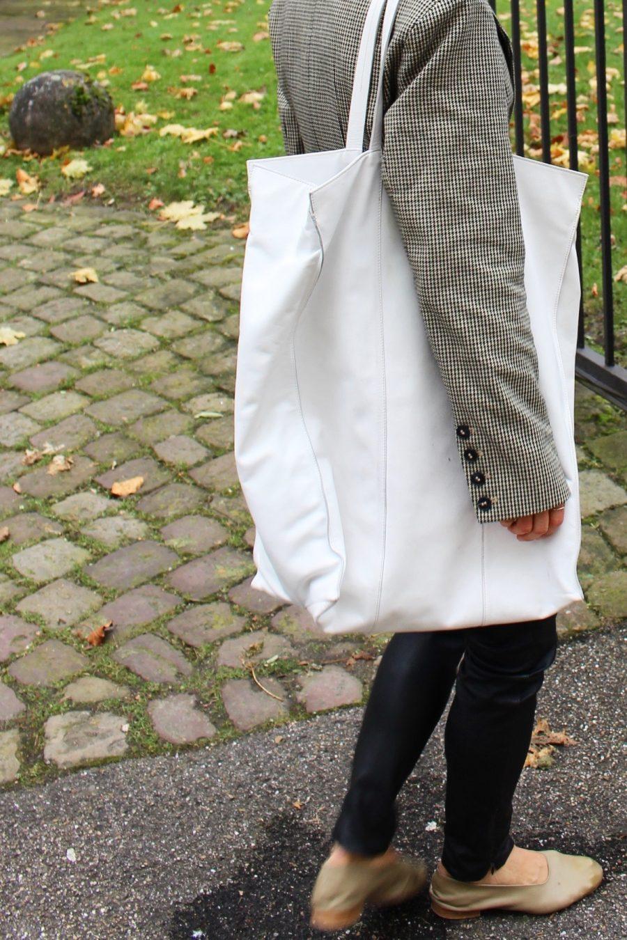 H&M Trend Blazer 2017 Balenciaga style