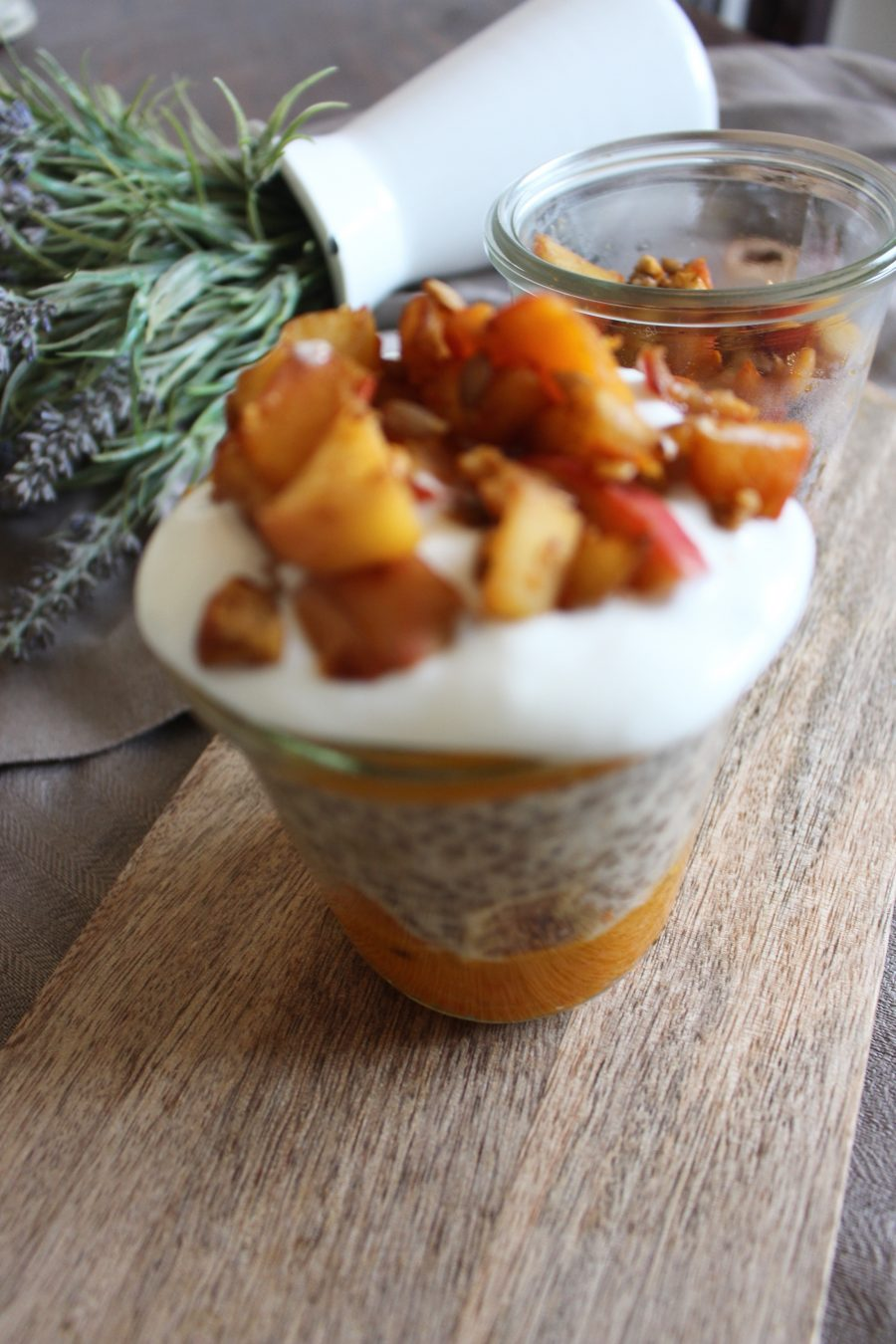 Pumpkin Chia-Pudding
