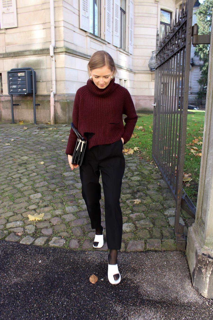 Céline knitwear zara