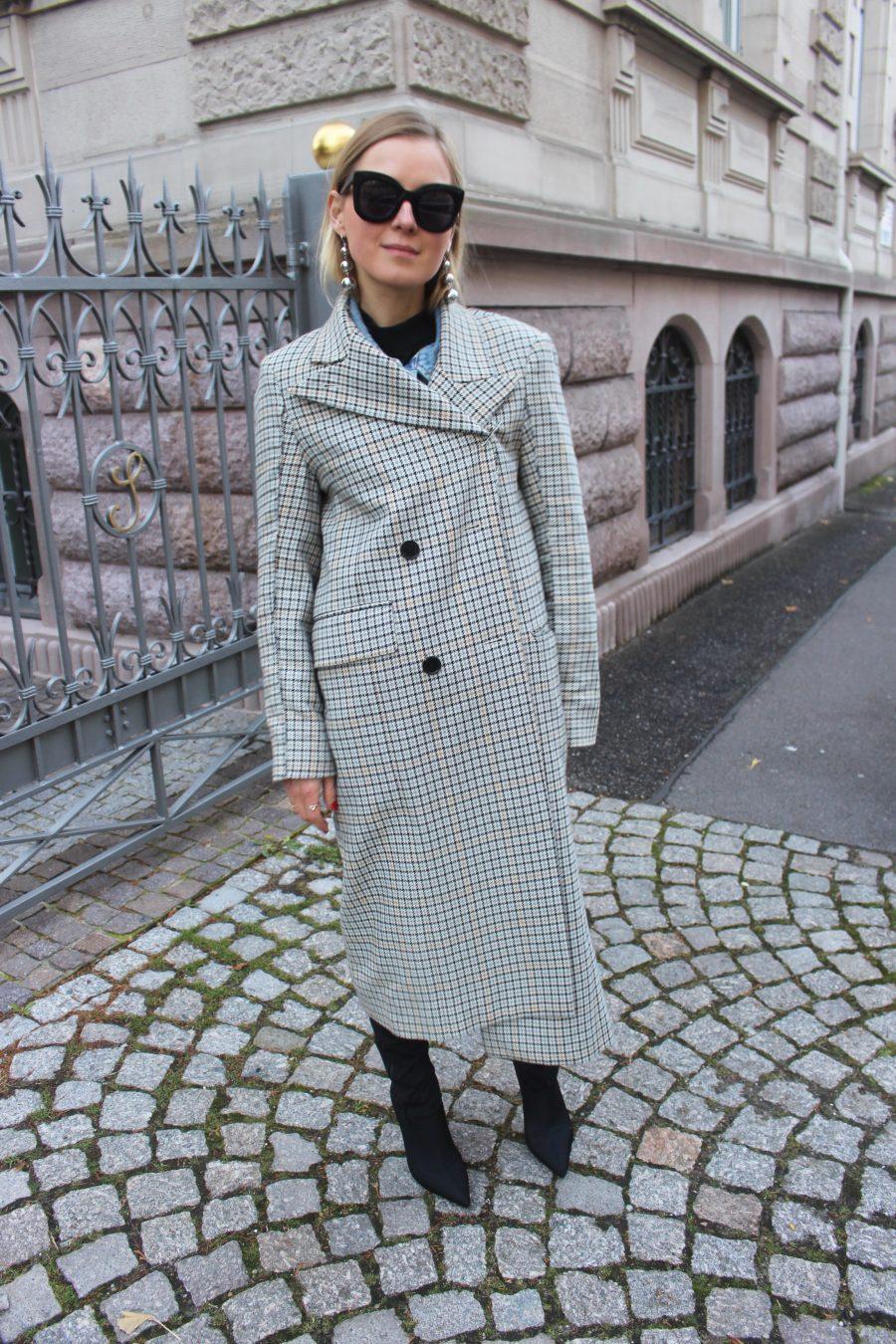 Balenciaga Coat H&M Trend