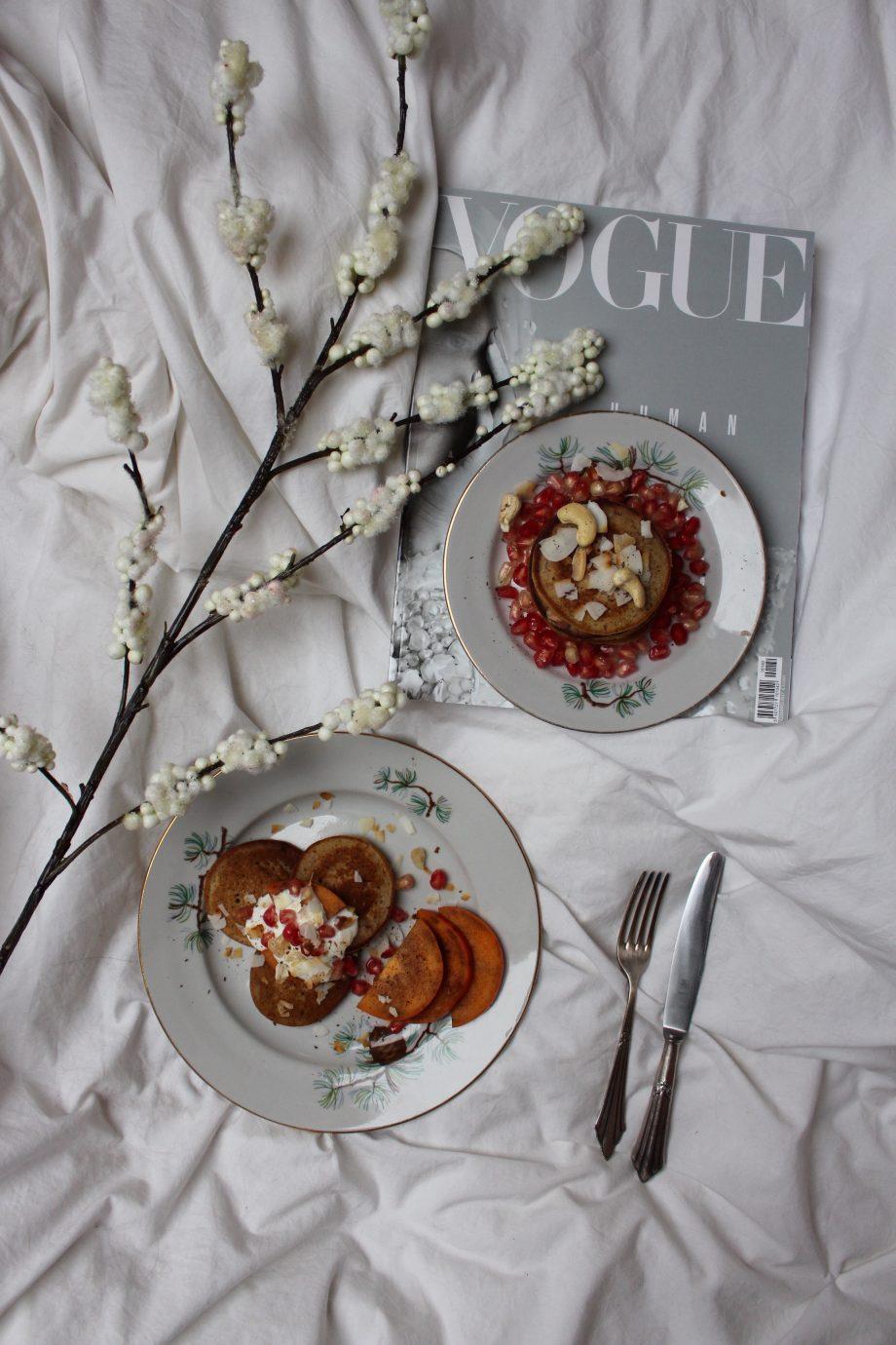 Mini Maronen Pancakes | 17.12.2017