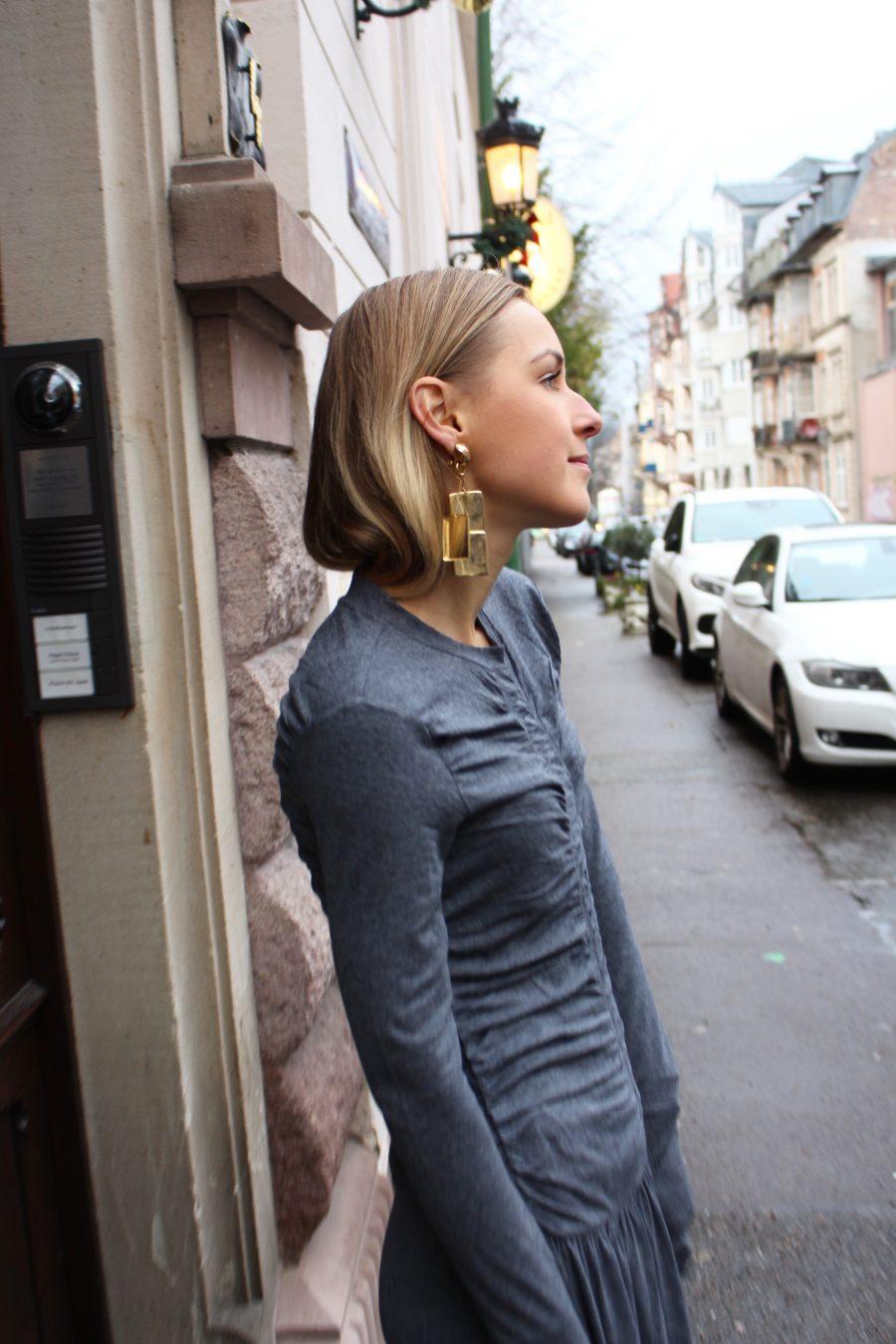 céline vintag earrings