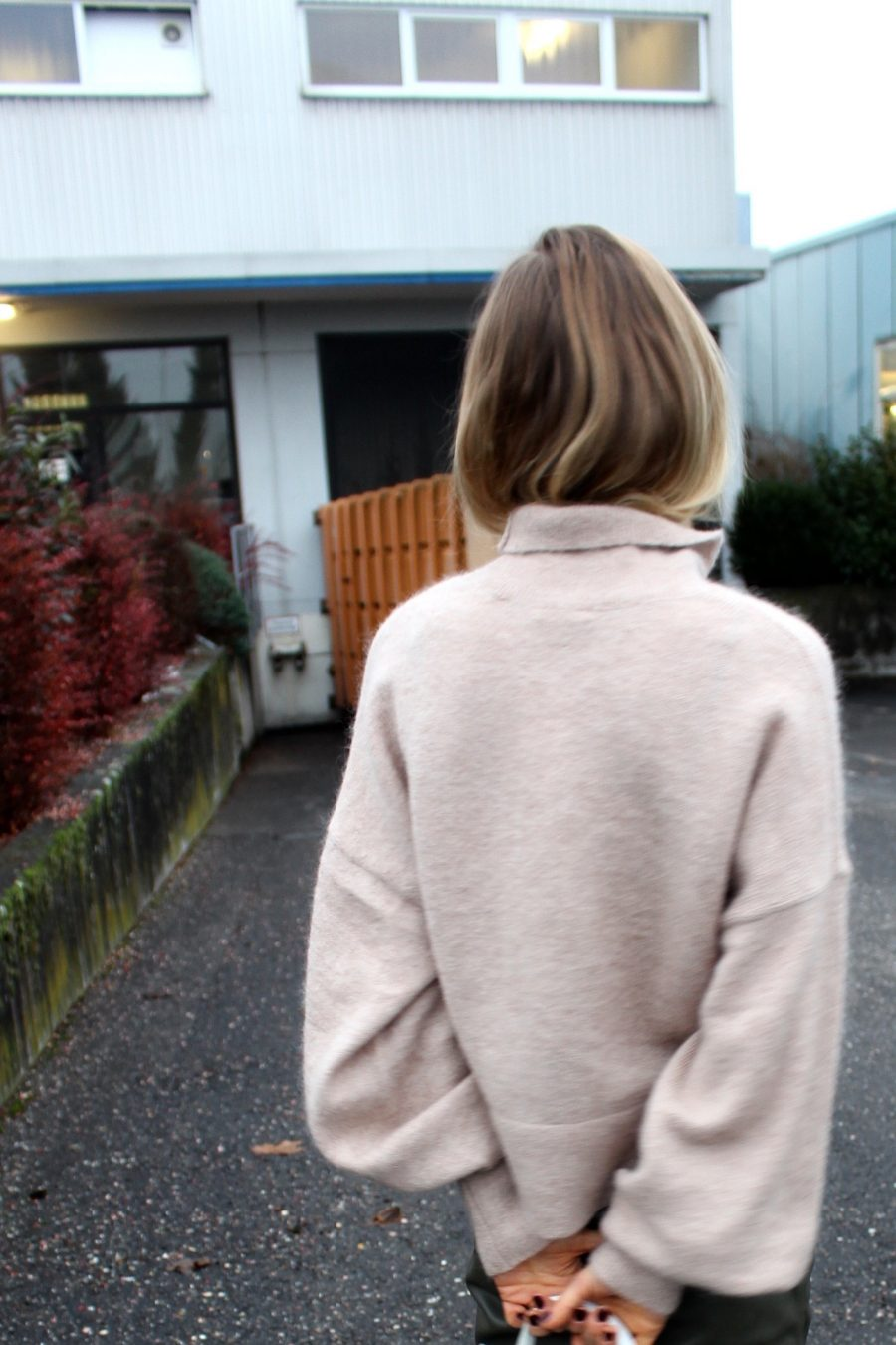 mohair pullover H&M trend