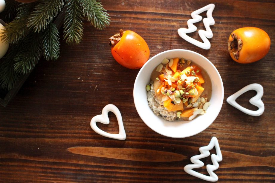 Christmas Quinoa-Bowl | 25.12.2017
