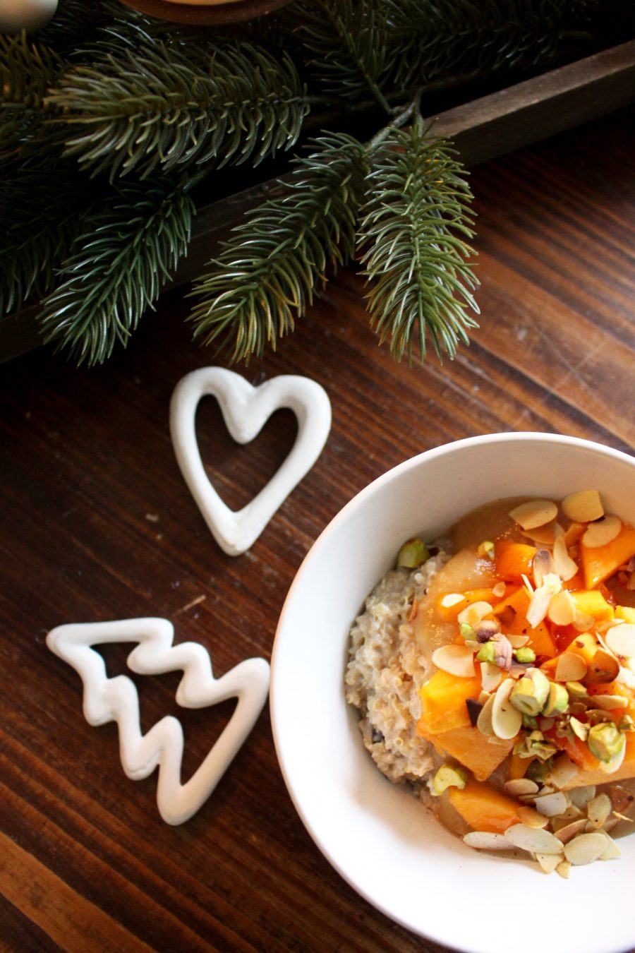 Christmas Quinoa-Bowl