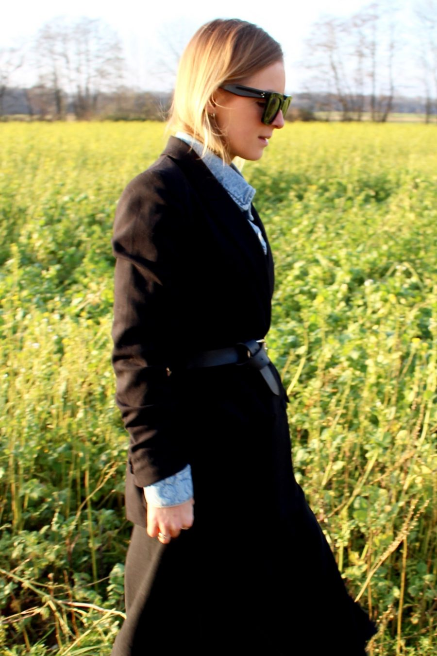 Skirt Massmio Dutti black
