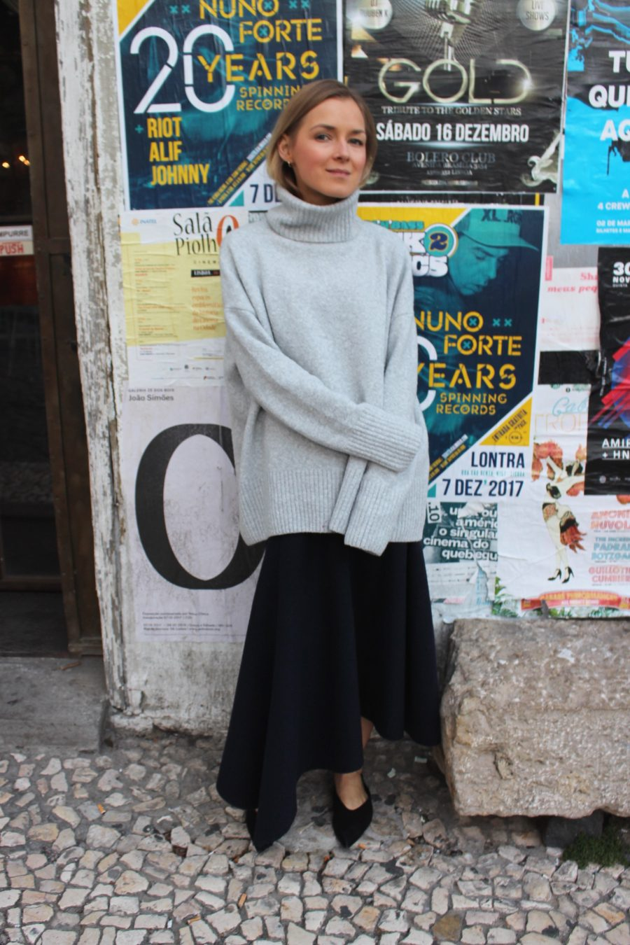 The Oversized Turtleneck other stories