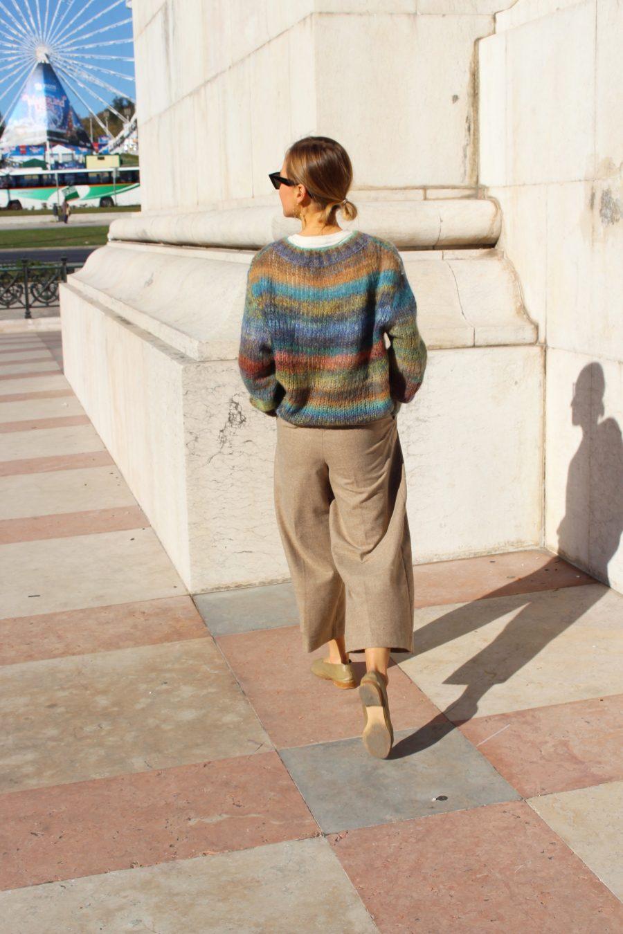 knitwear zara fashion blogger