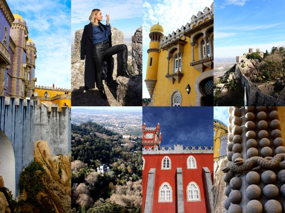 Fairytale in Portugal – Pena Palace and Moors Castle | 10.12.2017