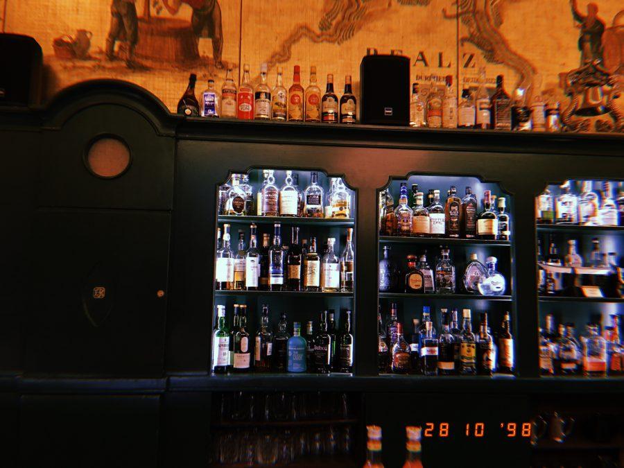 Haus der Kunst, München Die Goldene Bar