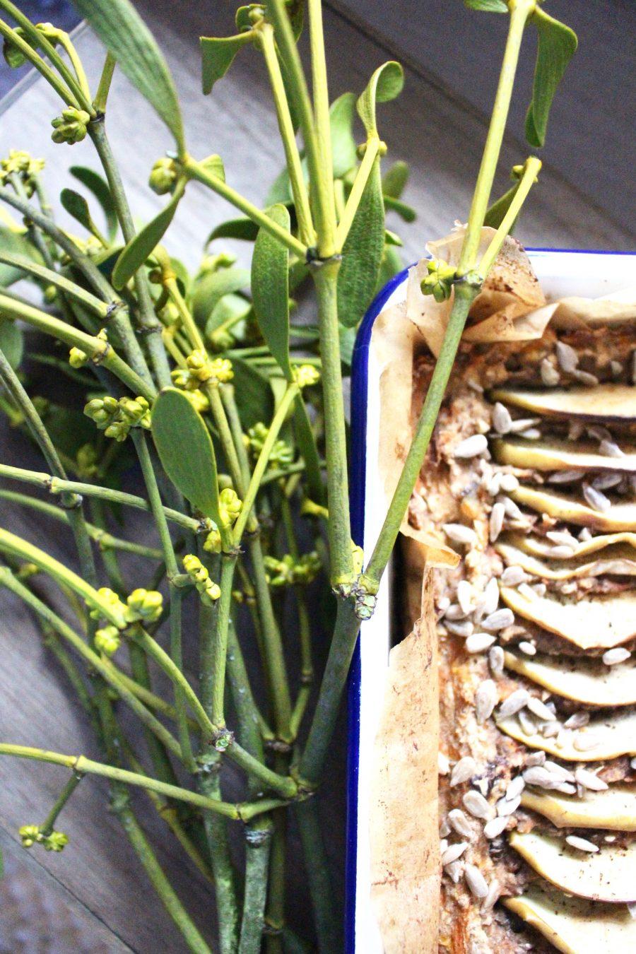 Möhren-Apfel-Bananen Brot