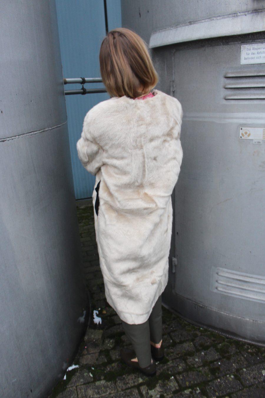 H&M Coat beige