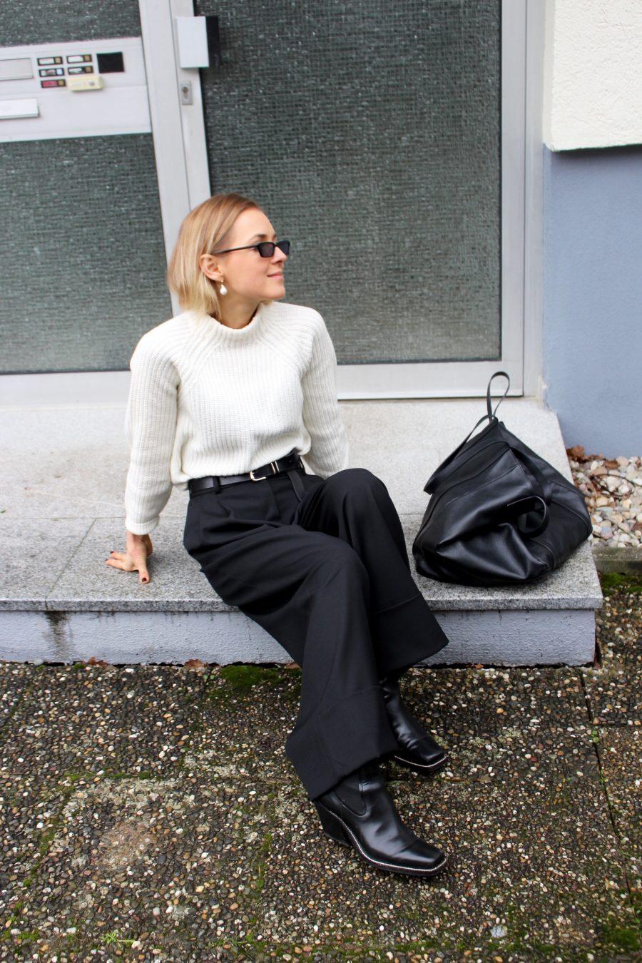 Massimo Dutti new Season 2018 Look Blogger
