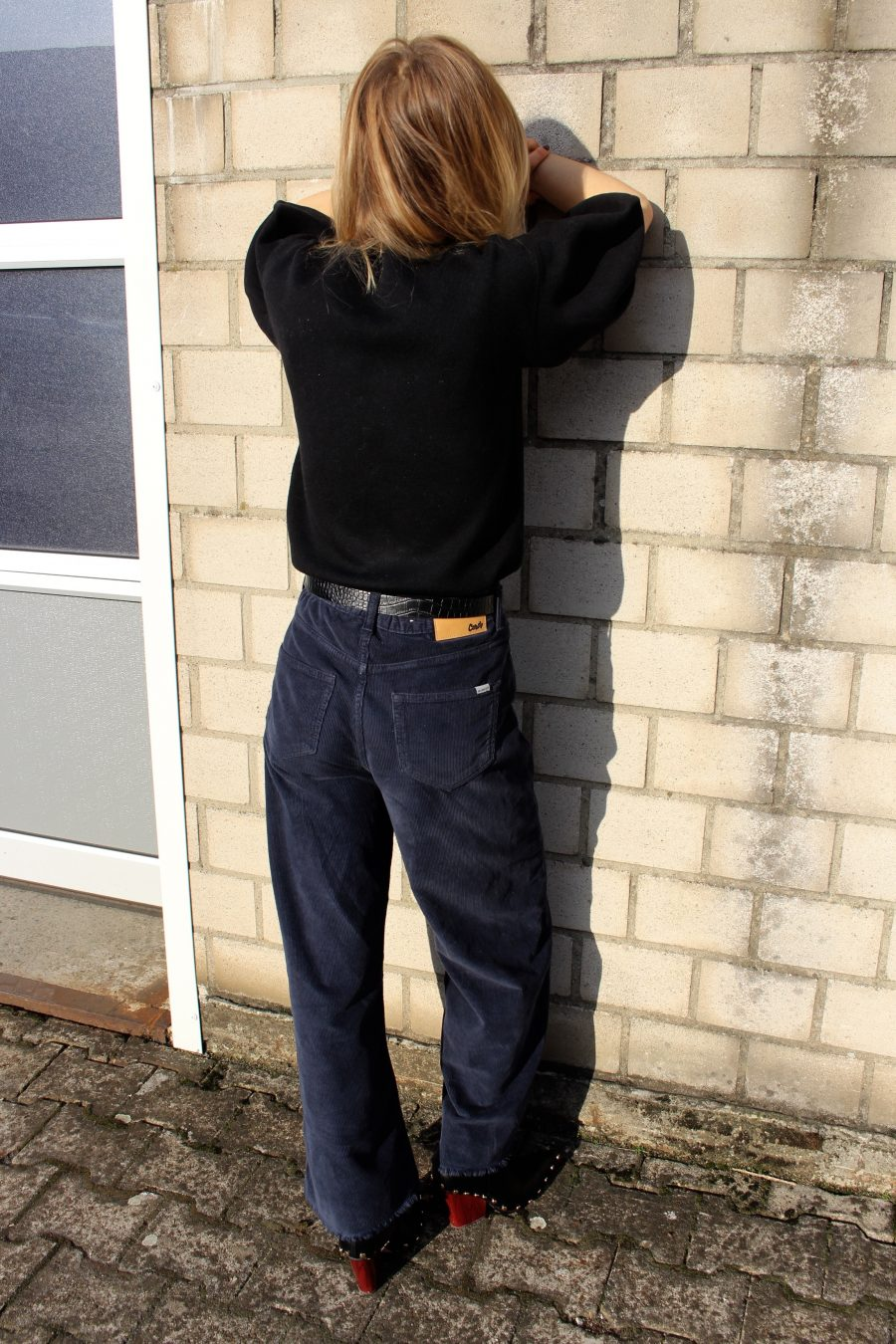 The Cord Trousers