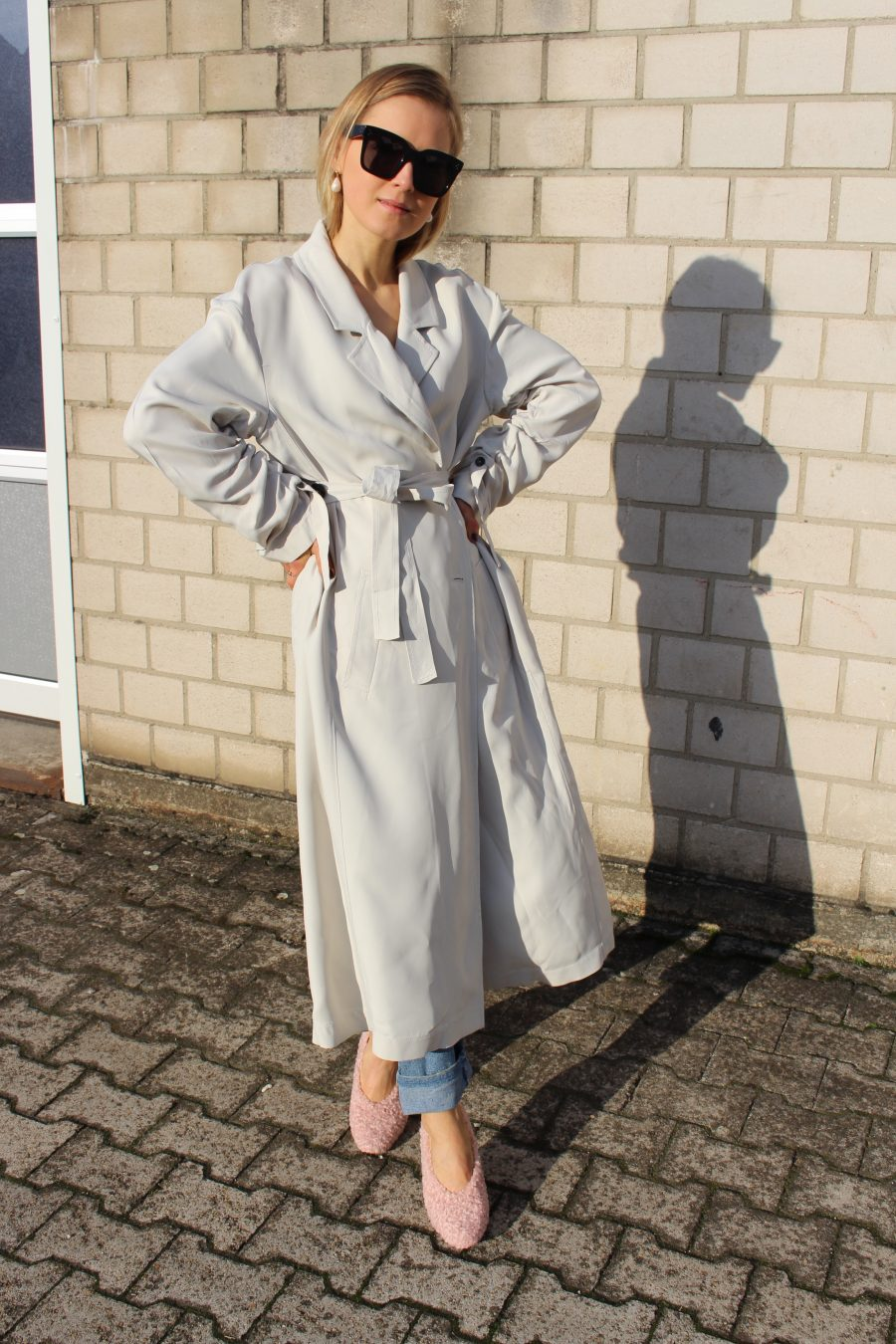 zara new trenchcoat spring summer 2018