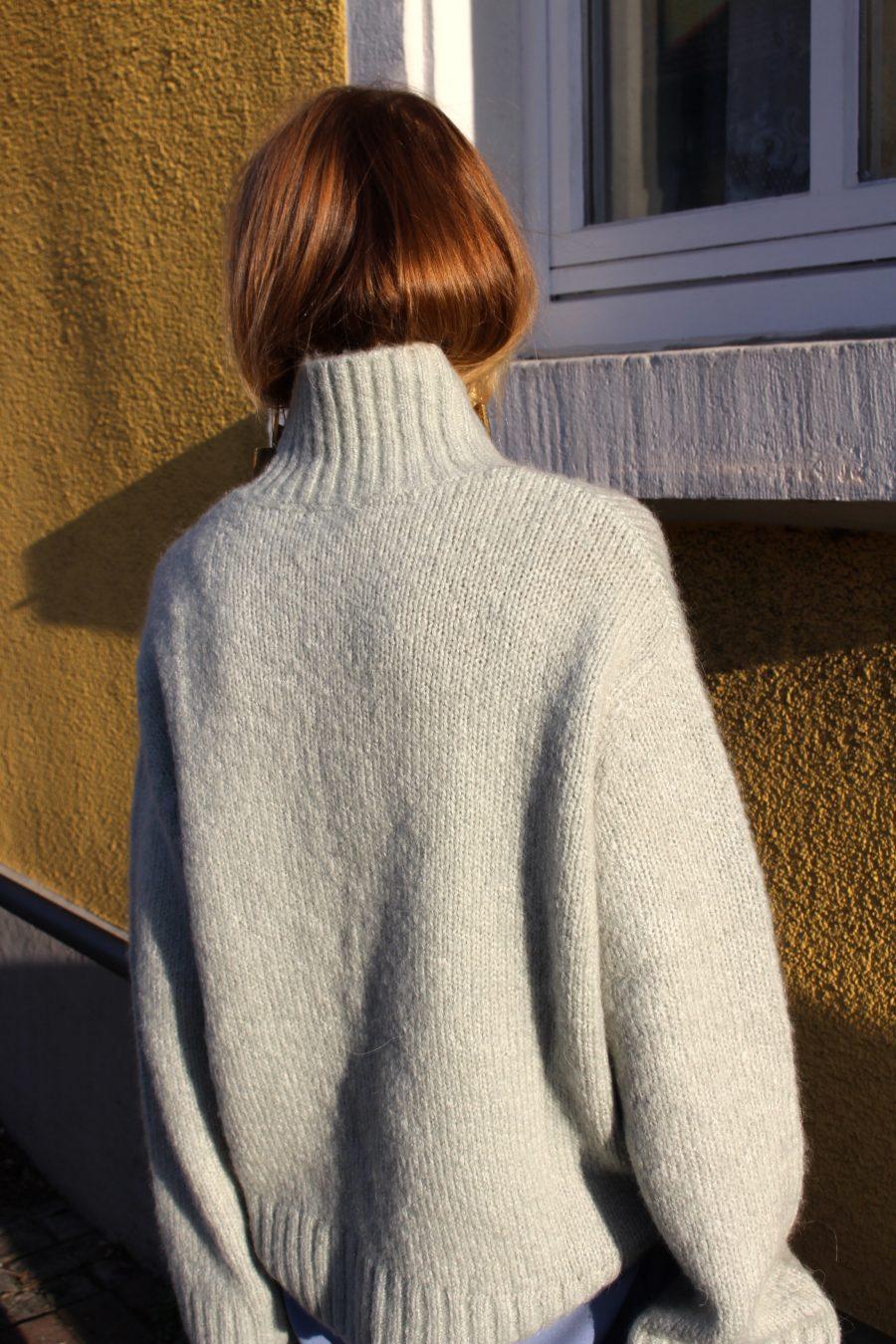 céline sweater mint 2018