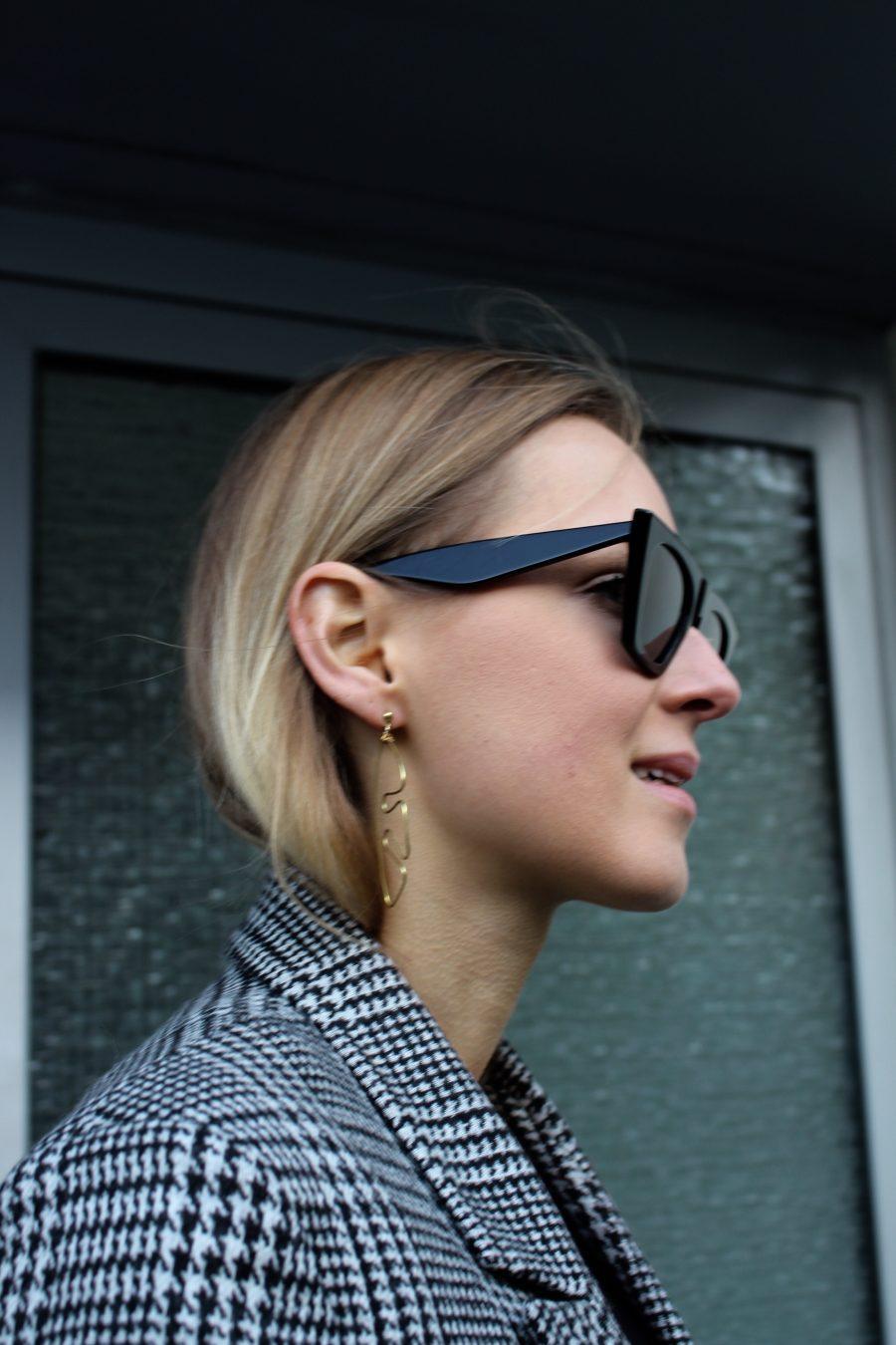 céline sunglasses schwarz edge