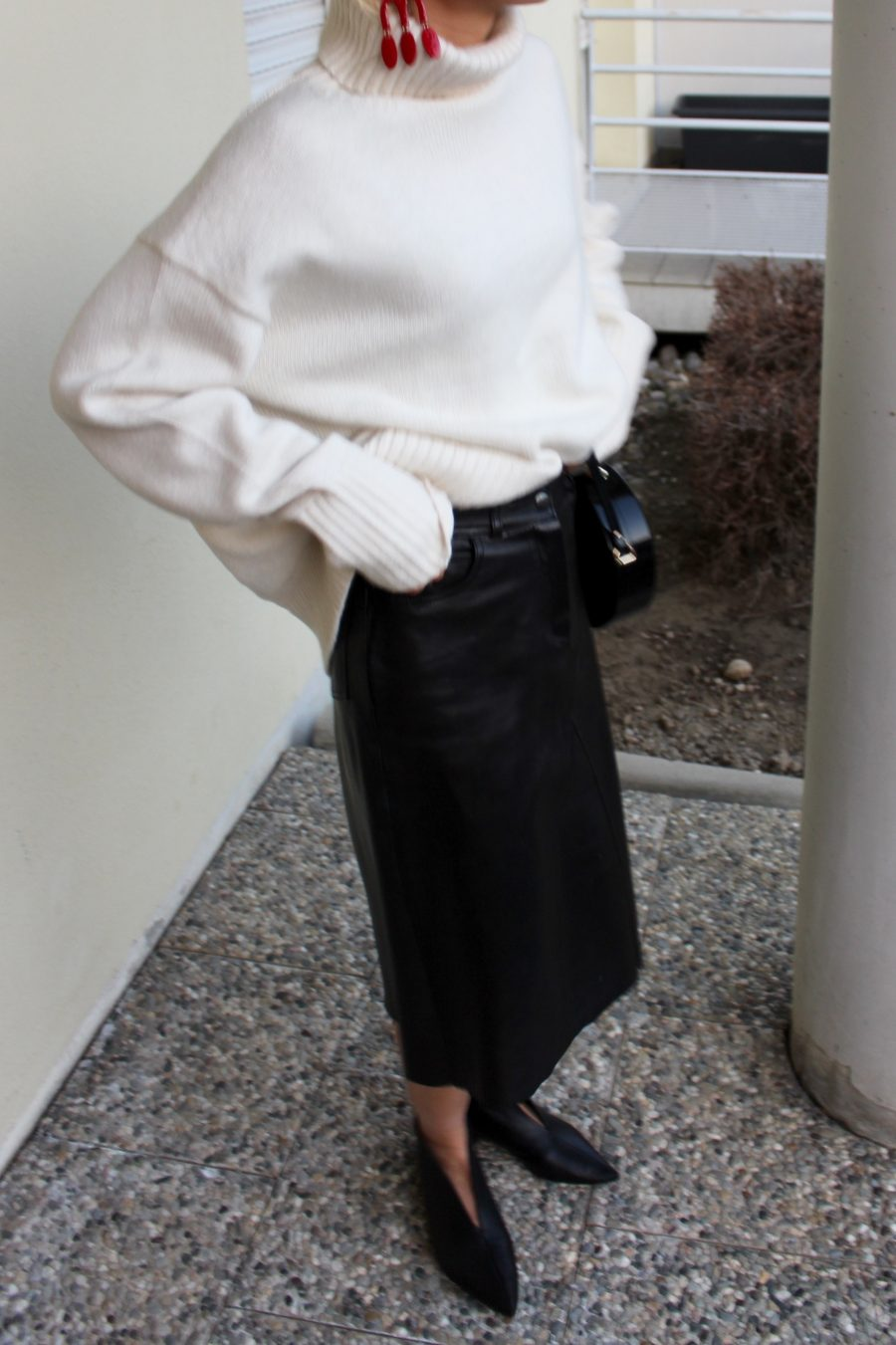 oversized sweater H&M trend