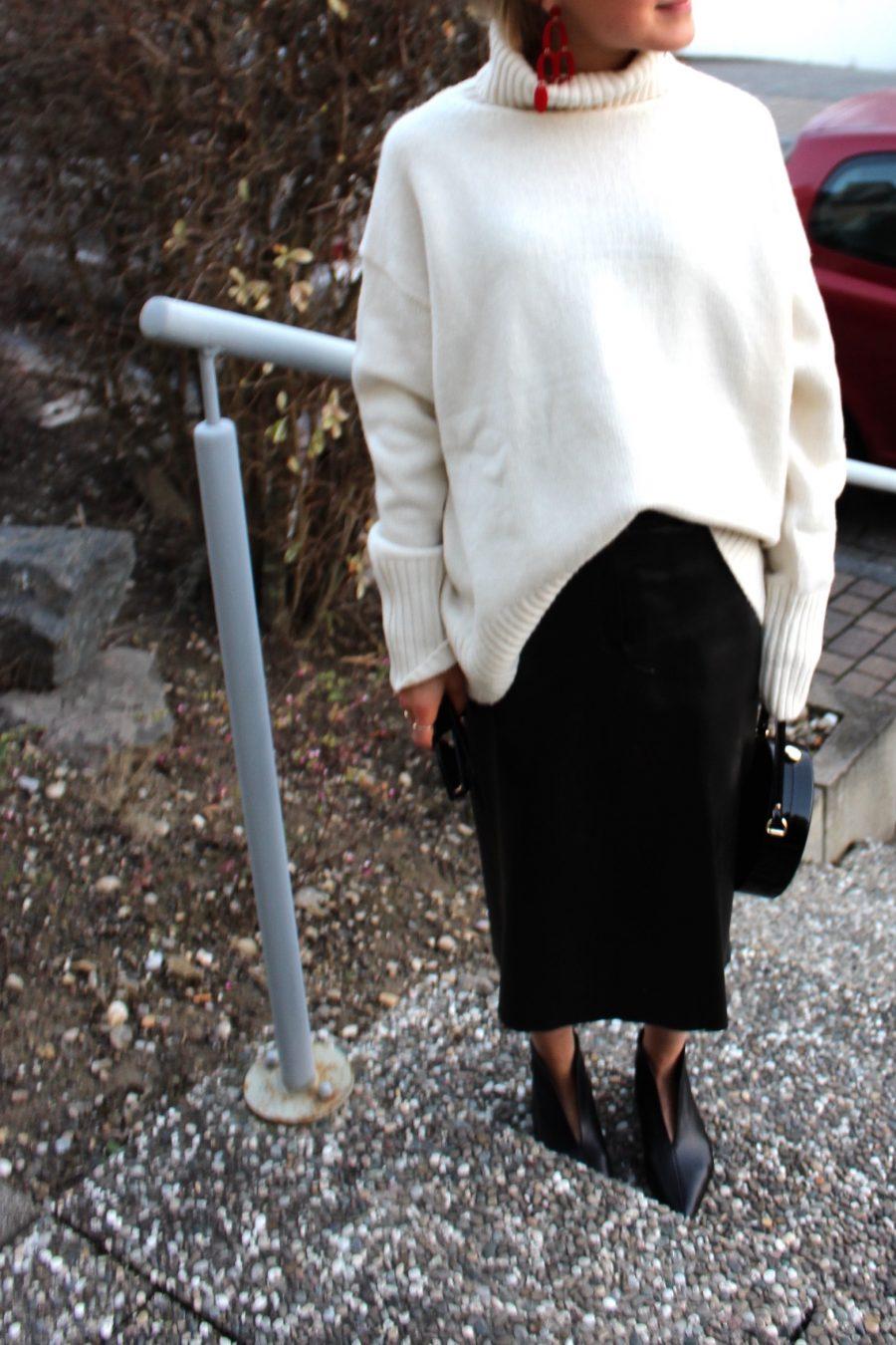 Céline oversized sweater