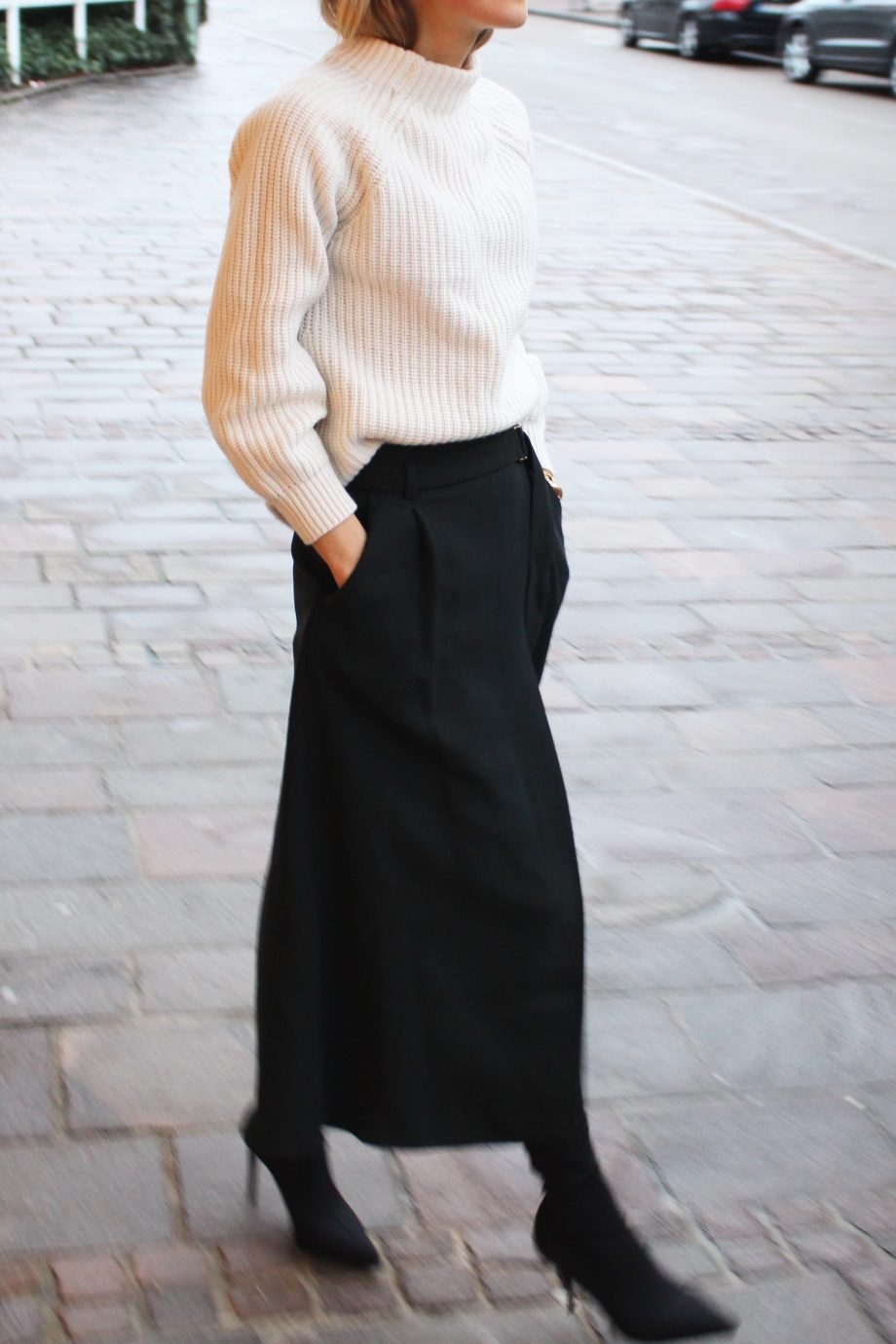 The Massimo Dutti Skirt |21.01.2018